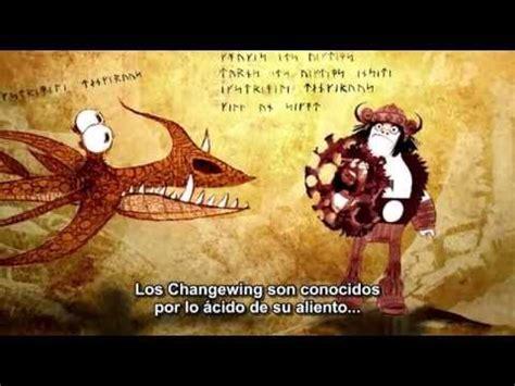 libro los dragones el libro de los dragones book of dragons subtitulado en espa 241 ol youtube