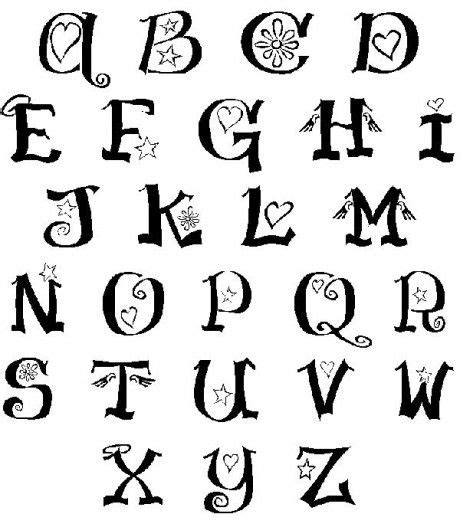 download imageswrite alphabets in a cool way cool drawing fonts at getdrawings free for personal use cool drawing fonts of your choice