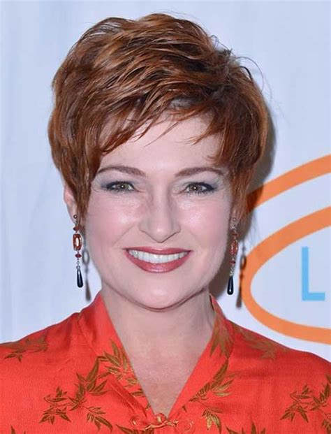 cute haircuts for 40 year olds with round face 85 rejuvenating short hairstyles for women over 40 to 50