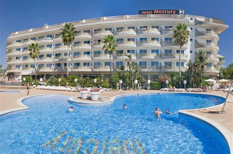 Hotel Mercury Costa Barcelona Spain Expedia
