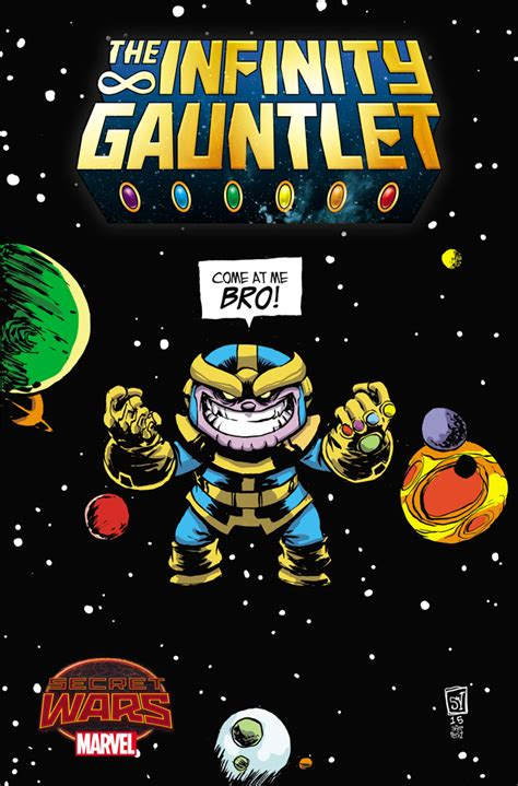 Infinity Gauntlet 1 Thanos Vs In The Warzones Your New Look At Infinity