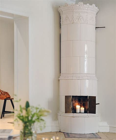 35 real scandinavian fireplaces shelterness