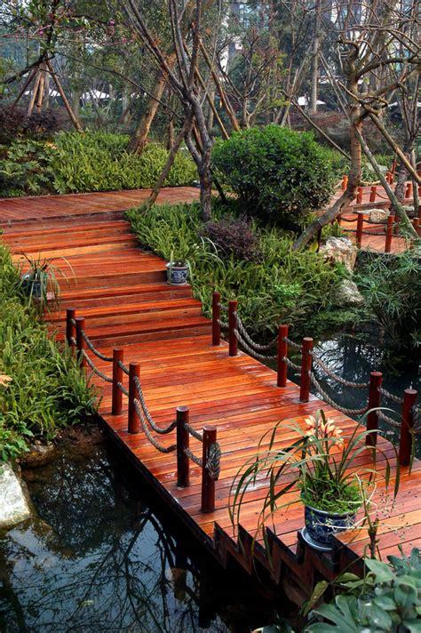 backyard bridge designs 24 incredible and varied garden bridge designs garden