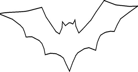 bat template printable coloring now 187 archive 187 bat coloring pages