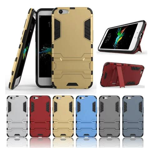 Hardcase Caseology Oppo F1s for f1s hybrid kickstand rugged rubber armor pc
