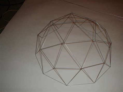 geodesic dome template 22 best images about diy ls lighting on