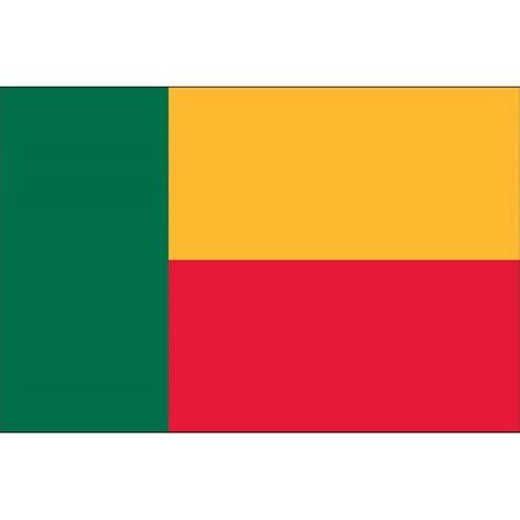 benin 3 x 5 indoor international polyester flag buy
