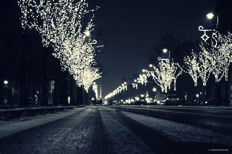 lights and snow pusk 225 s konceptofon s