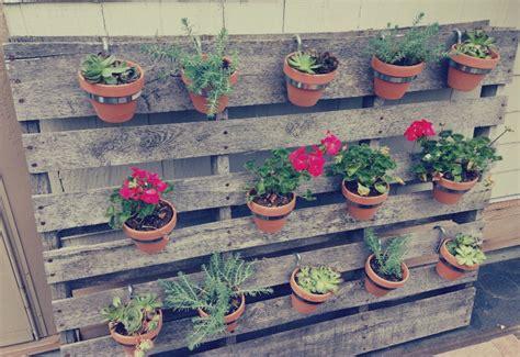 Homemade Flower Pots Ideas by 17 Vertical Garden Ideas That Will Blow Your Mind Garden
