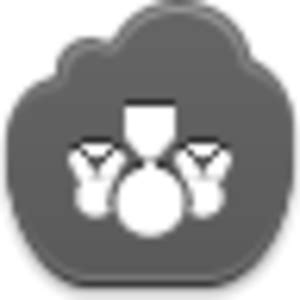 Greys Clouds At Pga Awards by Awards Icon Free Images At Clker Vector Clip