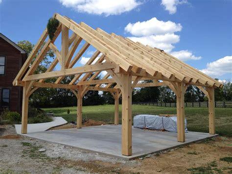 A Frame House Floor Plans timber frame pavilion in shelbyville ky vermont frames