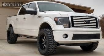 2011 Ford F150 Leveling Kit Wheel Offset 2011 Ford F 150 Aggressive 1 Outside Fender