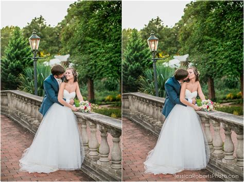 A Riverbanks Zoo Gardens Wedding In Columbia Sc Jessica Riverbanks Botanical Garden Wedding