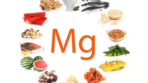 que alimentos contienen magnesio magnesio propiedades y beneficios del magnesio alimentos