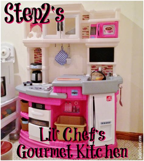 Step 2 Gourmet Kitchen by Step2 S Lil Chef S Gourmet Kitchen Baby Dickey Review