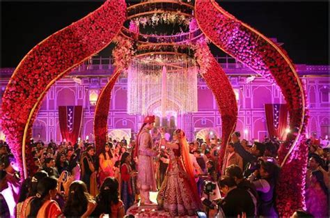 Top 12 Best Destination Wedding Places In India