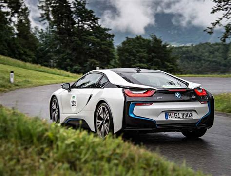 Bmw I8 Performance by Bmw I8 Performance Technology Energy Efficiency And