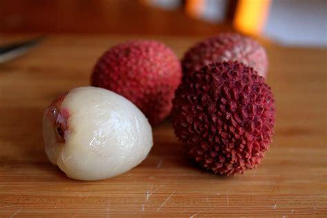 lychee fruit inside week 30 fresh lychees 52 kitchen adventures