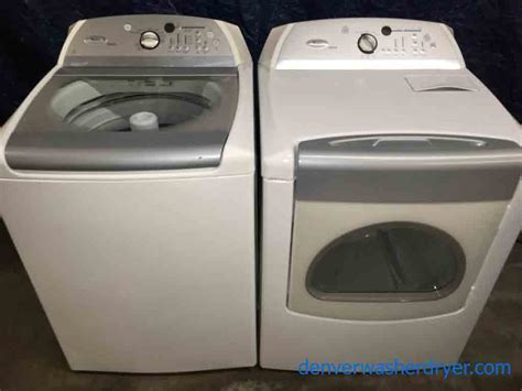 Whirlpool Cabrio Washer With Agitator Shapeyourminds Com