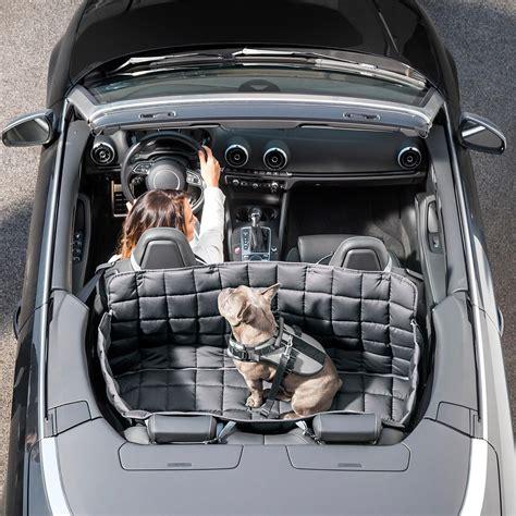 Hundedecke Auto Kofferraum by Doctor Bark Autoschondecke Hundedecke F 252 R R 252 Ckbank 4 T 252 Rer