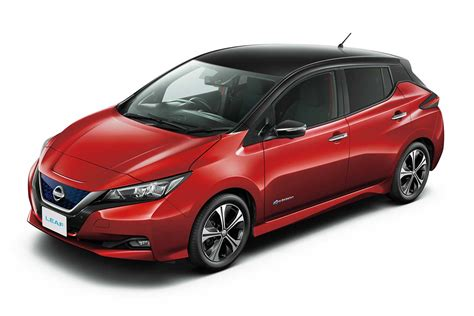 New Nissan 2018 Leaf by The All New Zero Emission 2018 Nissan Leaf Revealed Autobics