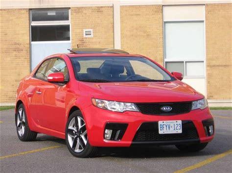 test drive 2010 kia forte koup sx autos ca