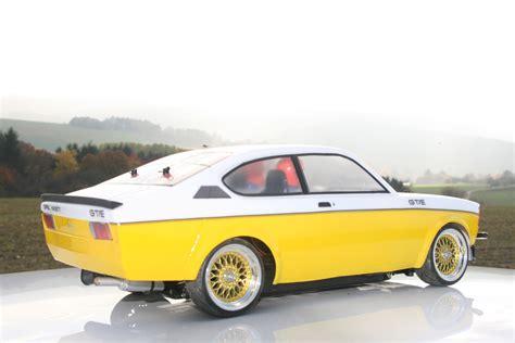 opel coupe rc car opel kadett c coupe rallye tamiya with exhaust