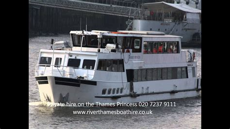boat r public river thames boat hire disco and public cruises youtube