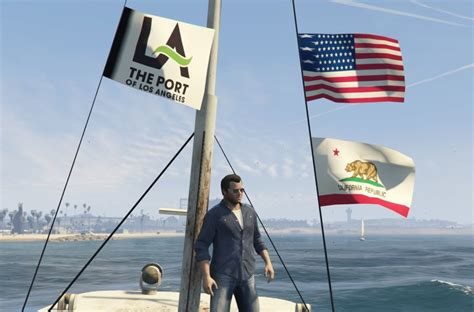 tug boat flags gta 5 new flags for tug buckingham boat mod gtainside
