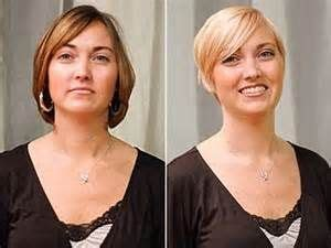 amazing before and after haircuts 63 best images about coupe avant apr 232 s relooking on