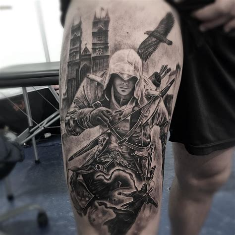 tattoo assassins actors aguilar by derm hospital tattoo