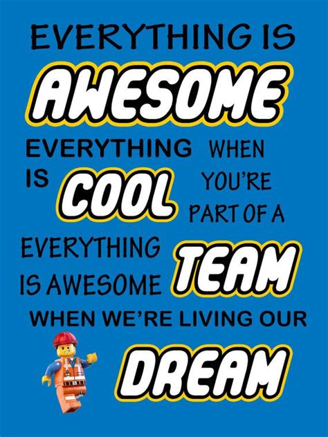 printable lyrics to everything is awesome 69 best everything is awesome images on pinterest names