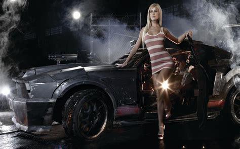 wallpaper girl with car girl car hd wallpaper hd wallpapers