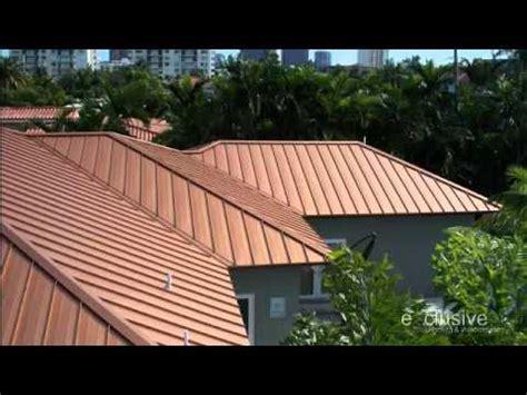 terra cotta color metal roof exclusiveroofing youtube