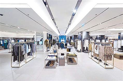 zara home store design zara opens biggest most sustainable store in hong kong