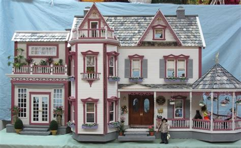 doll houses sydney a modified harborside mansion dollhouse kit available at