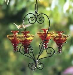 chandelier hummingbird feeder blown glass hummingbird feeders beautiful garden decor