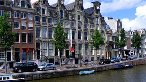 amsterdam museum of the canals canalside museums postcard canalside museums wallpaper