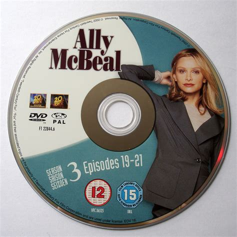 And Ally Dvd Ally Mcbeal Dvd Box Set Pictures Calista Flockhart Dvdbash