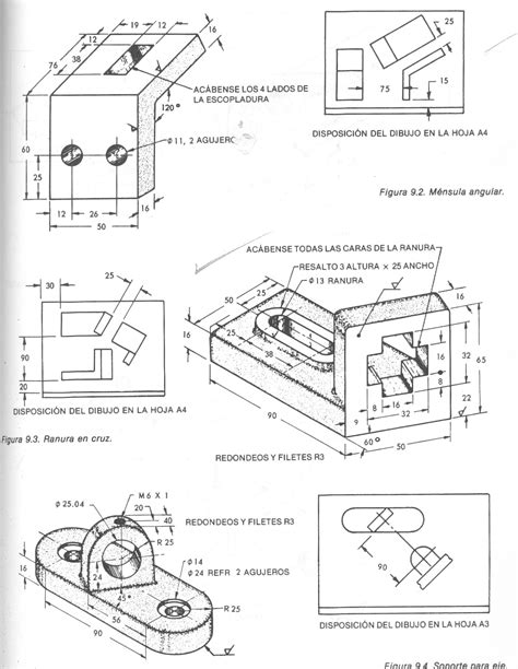 Pictures: Mechanical Part Drawing, - Drawings Art Gallery