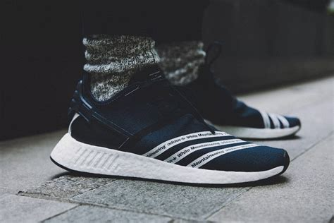 now available white mountaineering x adidas nmd r2