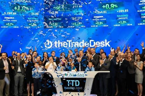 the trade desk ipo the trade desk smashing expectations since the ipo the