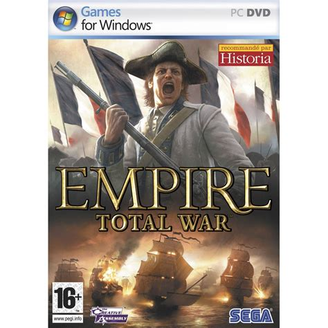 empire total war console empire total war edition gold jeux pc sega sur ldlc
