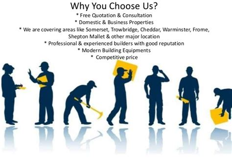 Why You Choose Mba In Finance by Reasons To Choose Professional Builders In Somerset