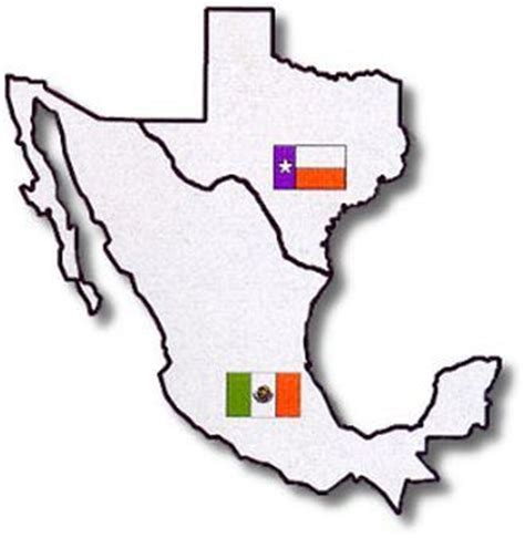 texas mexico border map texas and mexico spar salem news