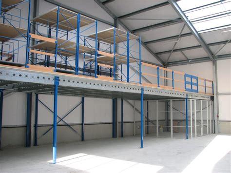 Mazzine Floor by Mezzanine Floor System Europe Racking