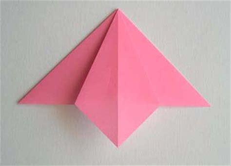 tutorial origami bunga lily cara membuat origami bunga lily tutorial kerajinan tangan
