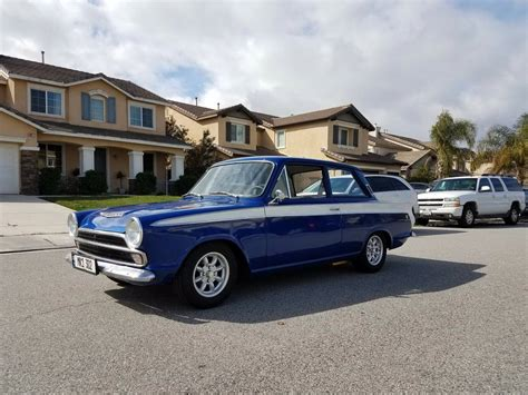 Ford For Sale by For Sale 1966 Ford Cortina With A 302 V8 Engine Depot