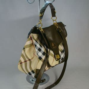Tas Branded Burberry Branded Handbags Burberry Plaid