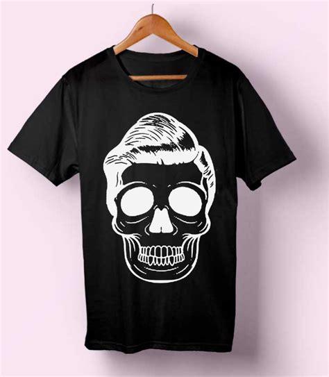 Pomade Skull pomade skull t shirt cornershirt